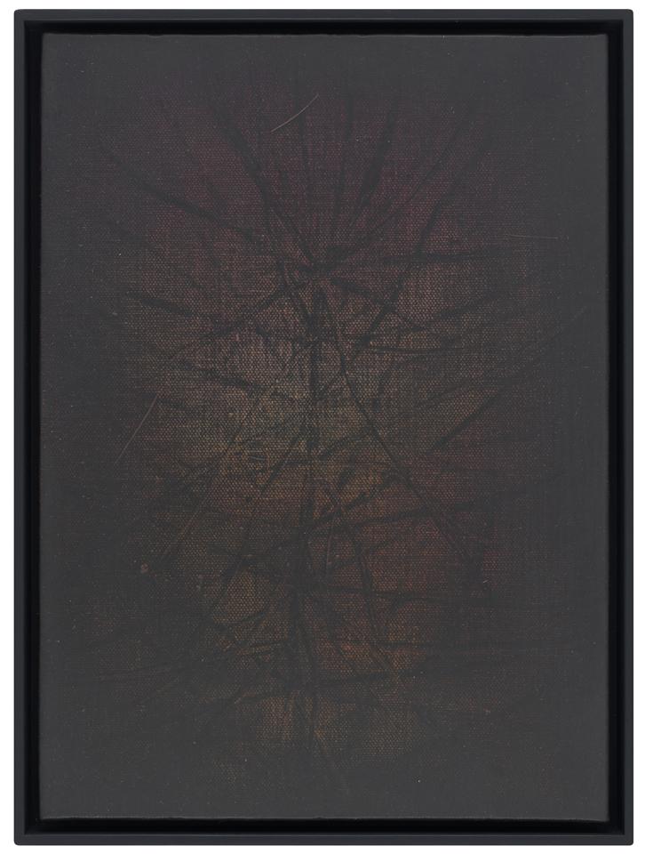 IP 2013 oil on canvas 33 x 24 cm photo: Achim Kukulies